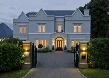 Thumbnail 5 bed detached house for sale in Kingswood Warren Park, Woodland Way, Kingswood, Surrey