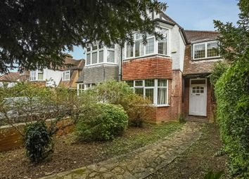 Thumbnail 4 bed semi-detached house for sale in Kent Gardens, London