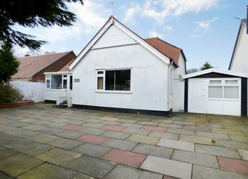Thumbnail 4 bedroom bungalow for sale in Andrew Lane, High Lane, Stockport