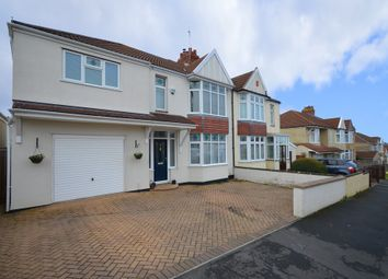 Thumbnail 4 bed semi-detached house for sale in Imperial Road, Knowle