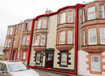 Thumbnail 6 bed flat for sale in 124, Nelson Street, (Flats Gl, Gr, 1L, 1R, 2L, 2R), Largs KA309Jf