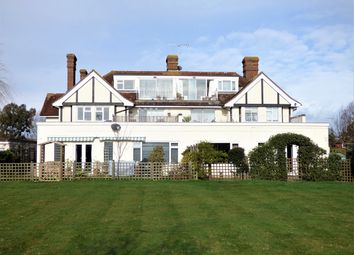 Thumbnail 3 bed flat for sale in 24 The Fairway, Aldwick Bay Estate, Aldwick, West Sussex