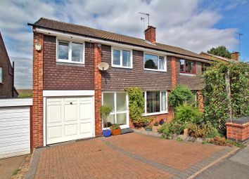 Thumbnail 3 bed semi-detached house for sale in Tambling Close, Arnold, Nottingham