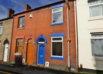 Thumbnail 2 bed terraced house to rent in Lily Street, Wolstanton, Newcastle