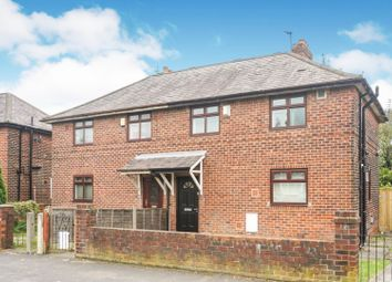3 bed semi-detached house to rent in Southdown Crescent, Manchester M9