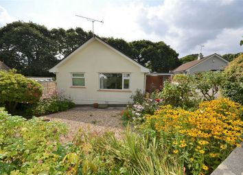 Thumbnail 3 bed detached bungalow for sale in Penoweth, Mylor Bridge, Falmouth, Cornwall