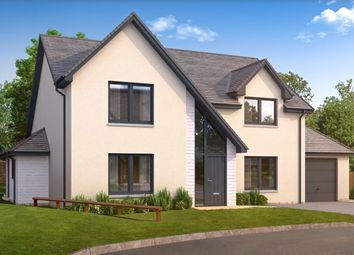 Thumbnail 4 bed detached house for sale in Broadleaf Court, Glassford, Strathaven