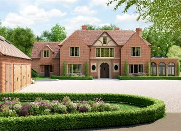 Thumbnail 6 bed detached house for sale in Kington Lane, Claverdon, Warwickshire