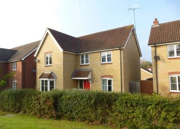 Thumbnail 4 bed property to rent in Brandon Road, Thetford