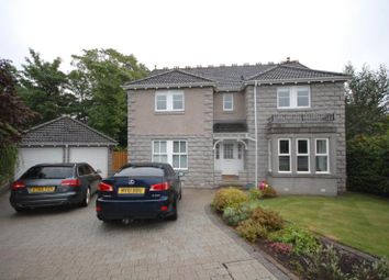 Thumbnail 4 bed detached house to rent in Pittenguillies Brae, Peterculter