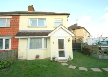 Thumbnail 3 bed semi-detached house for sale in Forelands Square, Deal
