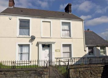 Thumbnail 4 bed flat for sale in Woodfield Street, Morriston, Swansea