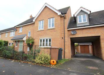 Thumbnail 5 bedroom semi-detached house to rent in Leaf Avenue, Hampton Hargate, Peterborough