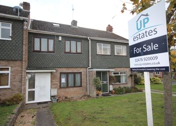 Thumbnail 3 bed terraced house to rent in Woodlands Road, Binley Woods, Coventry