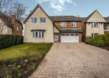 Thumbnail 5 bed detached house for sale in Grimsargh Manor, Grimsargh, Preston, Lancashire