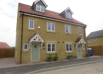 Thumbnail 3 bed semi-detached house for sale in Potley Lane, Corsham