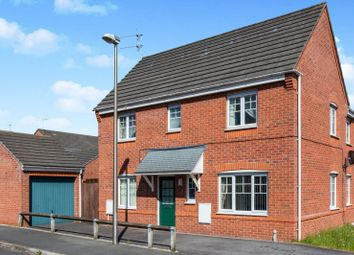 Thumbnail 3 bed property to rent in Bateman Close, Crewe