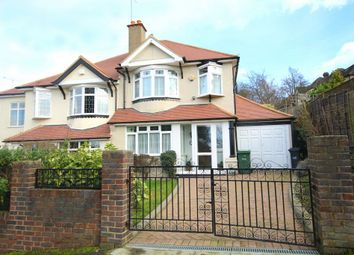 Thumbnail 3 bed semi-detached house for sale in Strathdale, Streatham