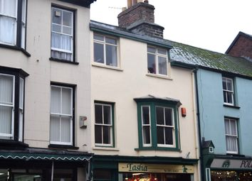Thumbnail 2 bed duplex to rent in Chalybeate Street, Aberystwyth