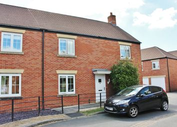 Thumbnail 4 bed semi-detached house to rent in Soyuz Crescent, Swindon