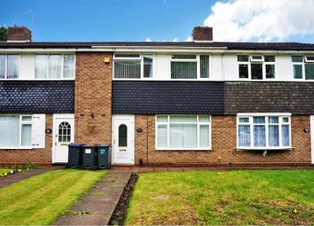 Thumbnail 3 bed terraced house for sale in Baldmoor Lake Road, Birmingham