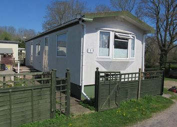 Thumbnail 1 bedroom mobile/park home for sale in Stewley Cross Park, Wood Road, Ilminster, Somerset