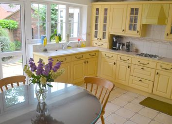 Thumbnail 5 bed detached house for sale in Poolfield Road, Lichfield