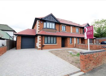 4 bed semi-detached house for sale in Reddings Avenue, Bushey WD23.