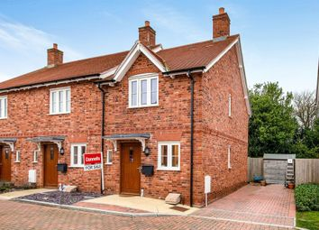 Thumbnail 2 bedroom end terrace house for sale in The Old Dairy, Okeford Fitzpaine, Blandford Forum