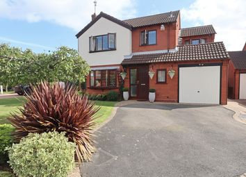 Thumbnail 4 bed detached house for sale in Canterbury Way, St Nicolas Park, Nuneaton