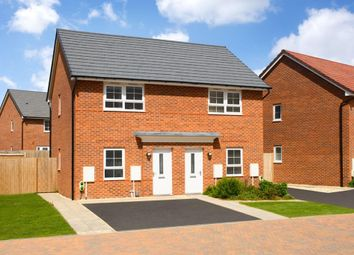 "Thumbnail 2 bed end terrace house for sale in ""Kenley"" at Bradford Road, East Ardsley, Wakefield"