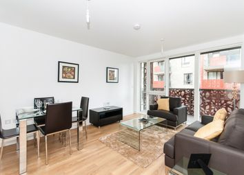 Thumbnail 1 bed flat to rent in Redwood Park, Bluebell House, Surrey Quays