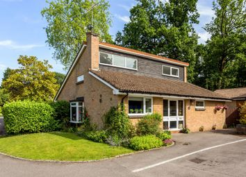 Thumbnail 4 bed detached house for sale in Burleigh Lane, Ascot
