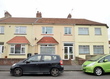 Thumbnail 3 bed terraced house for sale in Ashville Road, Ashton, Bristol