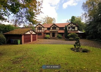 Thumbnail 5 bed detached house to rent in Brooks Drive, Hale Barns, Altrincham