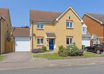 Thumbnail 3 bed detached house for sale in Recreation Way, Kemsley, Sittingbourne
