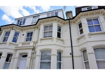 Thumbnail 2 bed flat for sale in Seafield Road, Hove