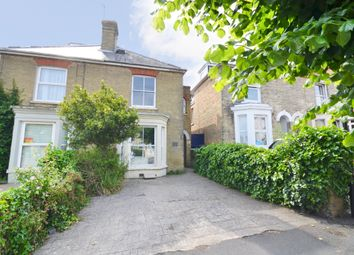 Thumbnail 5 bedroom semi-detached house for sale in Mill Hill Road, Cowes
