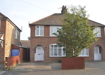 Thumbnail 3 bedroom semi-detached house for sale in Felixstowe