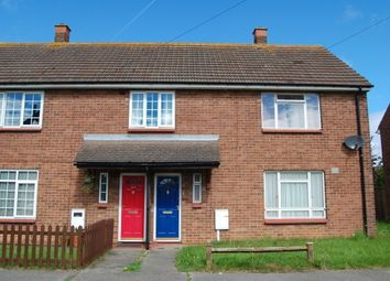 Thumbnail 2 bed semi-detached house to rent in Fourth Avenue, Scampton, Lincoln