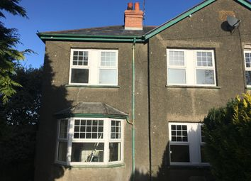 Thumbnail 3 bed semi-detached house to rent in Wooley Lane, Knowle St Giles