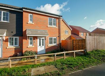 2 bed end terrace house for sale in The Circle, Great Blakenham, Ipswich IP6
