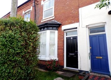 Thumbnail 2 bed property to rent in Institute Road, Birmingham