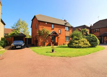 Wendover Close, Halling, Rochester ME2. 4 bed detached house