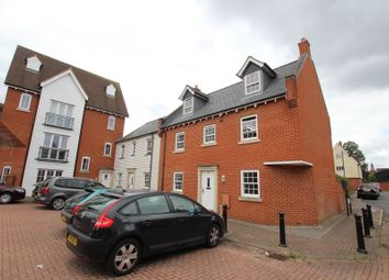Thumbnail 4 bed town house for sale in Edward Paxman Gardens, Colchester