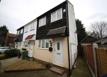 Thumbnail 2 bed semi-detached house to rent in Runnymede Road, Stanford-Le-Hope