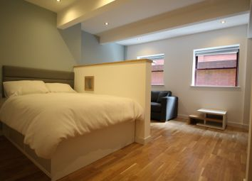 Thumbnail 1 bed flat to rent in Crown Residence, 81-89 Great George Street, Leeds