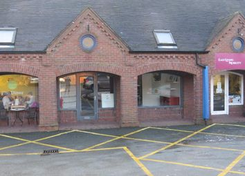 Thumbnail Retail premises to let in Unit 2, Bodkin Court, Leek, Staffordshire