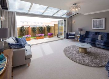 Thumbnail 4 bed semi-detached house for sale in Repton Crescent, Earley
