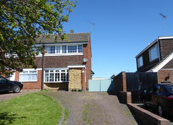 Thumbnail 3 bed semi-detached house for sale in Renshaw Drive, Newhall